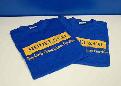 MODEL&CO's t-shirts