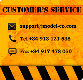 MODEL&CO, Customer's service. After sales service foundation engineering equipment. Tel +34 913 121 538 Fax +34 917 478 050