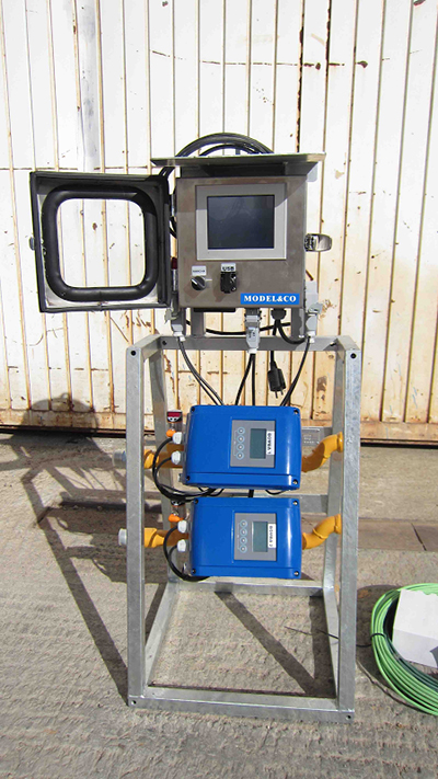 MODEL&CO, manufacturer of data logging equipment. Equipment for deep soilmixing in  foundation engineering. MODEL&CO
