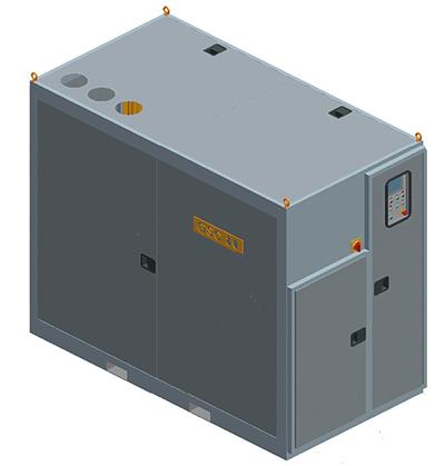 MODEL&CO, manufacturer of enclosed grouting set GSC100