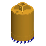 Core barrels (drilling tools)