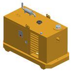 GD100, Hydraulic power pack for multipurpose