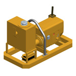 GD60, Hydraulic power pack for multipurpose
