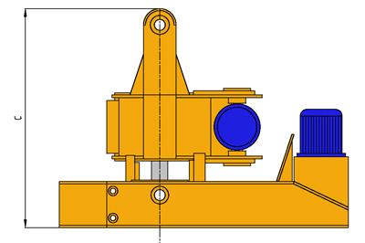 MODEL&CO, производитель Гидравлический Экстрактор Круглых Стыков Труб HET600-800 для Стена в грунте для оборудования для специальных фундаментов
