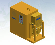 Fabricante de maquinaría de preparación e inyección de lechadas para cimentaciones especiales, obturación,  grupos completos y accesorios para lechadas