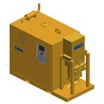 P153PE, Bomba de alta presión para inyección de lechadas y lodos