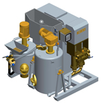 GS100, Grupo de inyección de lechadas compacto