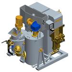 GS80,  Grupo de inyección de lechadas compacto