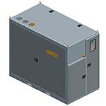 GSC120,  Grupo de inyección de lechadas cerrado