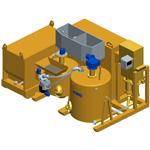 GS Modular,  Grupo de inyección de lechadas compacto standard