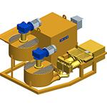 MGS100, Grupo de inyección de lechadas compacto