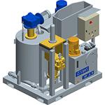 GS80S, Grupo de inyección de lechadas compacto