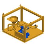MV20, Mezclador continuo y discontinuo, serie gran capacidad