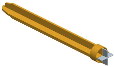 MODEL&CO, fabricante de tépano circular en cruz, utillajes para equipos de muro pantalla para cimentaciones especiales