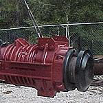 Máquina Delmag D30 (Diesel hammer) hinca de pilotes a vibración de segunda mano para cimentaciones especiales