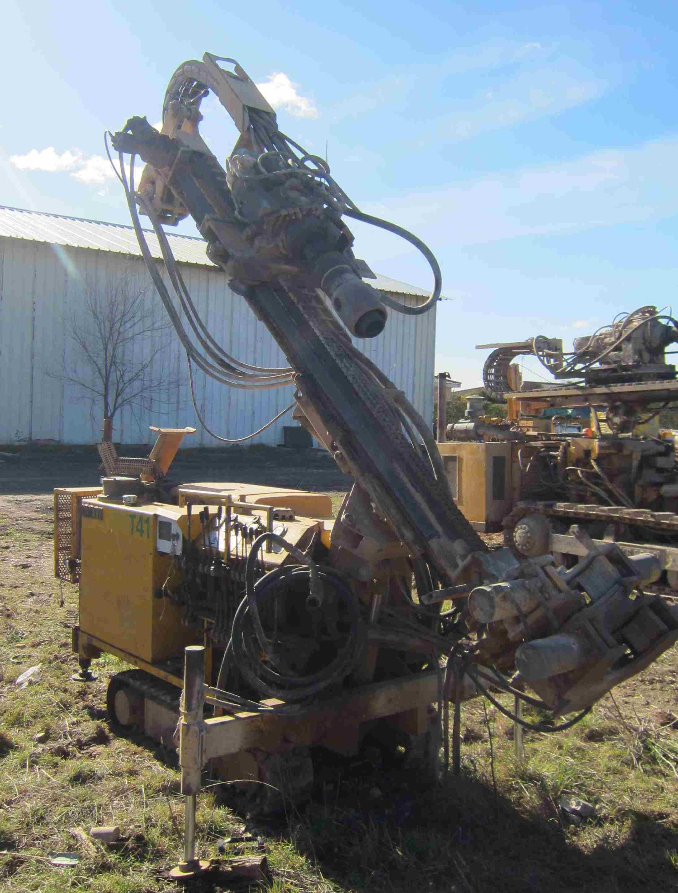 Used BERETTA T41 for rent and sale. used anchoring and micropiling machines for rent or sale
