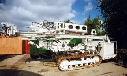 Used Klemm KR803-1, 1999 for rent and sale. used anchoring and micropiling machines for rent or sale