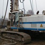 Used Soilmec CM70 CFA for rent and sale