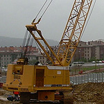 Used Liebherr HS852HD (1993) for rent and sale